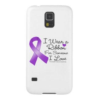 Cinta del cáncer pancreático alguien amor de I Funda Para Galaxy S5