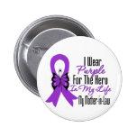 Cinta del cáncer pancreático mi héroe mi suegra pins