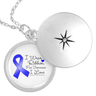 Cinta del cáncer rectal alguien amor de I Medallón