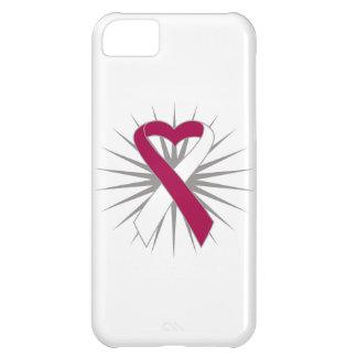 Cinta del corazón del carcinoma de células escamos