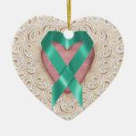 Cinta del corazón - SRF del cáncer del trullo Ornatos