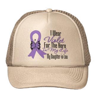 Cinta del linfoma de Hodgkins mi héroe mi nuera Gorra