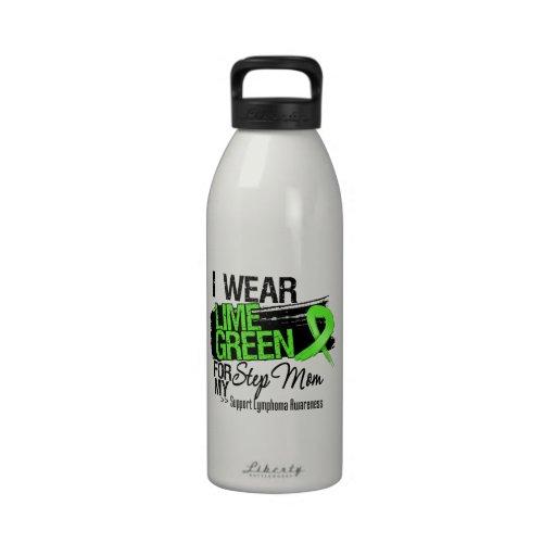 Cinta del linfoma para mi madrastra botellas de beber