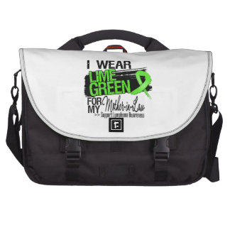 Cinta del linfoma para mi suegra bolsas para portatil