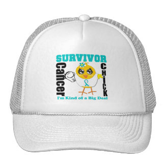 Cinta del polluelo del superviviente del cáncer de gorra