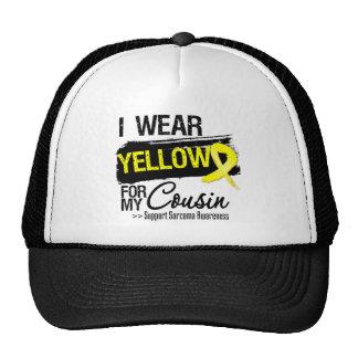 Cinta del sarcoma para mi primo gorras