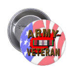 Cinta del servicio de Afganistán, EJÉRCITO Pin