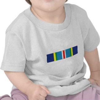Cinta del servicio de las operaciones especiales camisetas