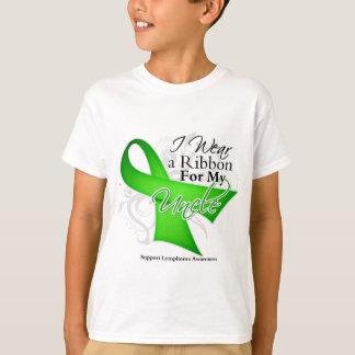 Cinta del tío verde lima - linfoma playera
