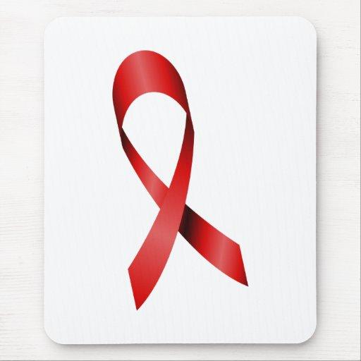 Cinta del VIH Alfombrilla De Ratones