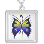 Cinta elegante de la conciencia de la mariposa de  joyerias personalizadas