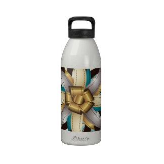 Cinta elegante del Victorian Botella De Beber