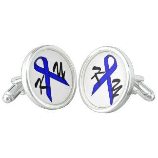 Cinta estándar azul gemelos
