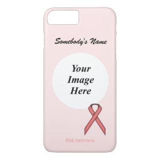 Cinta estándar rosada Tmpl de Kenneth Yoncich Funda iPhone 7 Plus