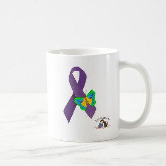 Cinta fibro tazas de café