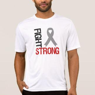 Cinta fuerte de la lucha de la diabetes camiseta