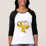 Cinta - lucha como un chica - Neuroblastoma Camiseta