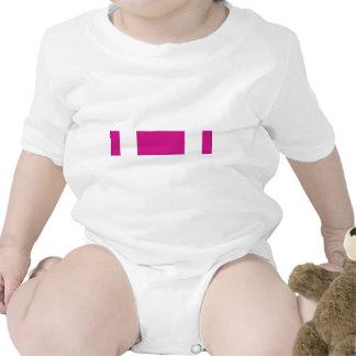 Cinta meritoria del servicio trajes de bebé