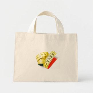 Cinta métrica bolsa tela pequeña
