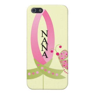 Cinta para el caso del iphone 4 de Nana iPhone 5 Cobertura
