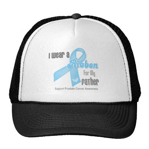 Cinta para mi padre - cáncer de próstata gorra