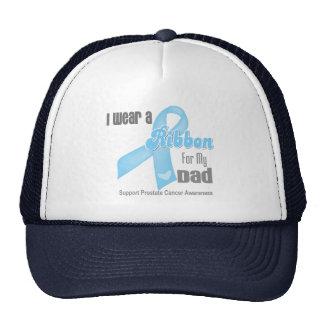 Cinta para mi papá - cáncer de próstata gorro