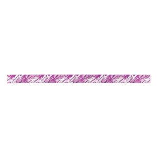 Cinta púrpura del camuflaje lazo de raso