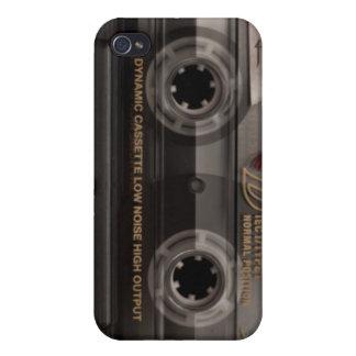 Cinta retra iPhone 4 fundas