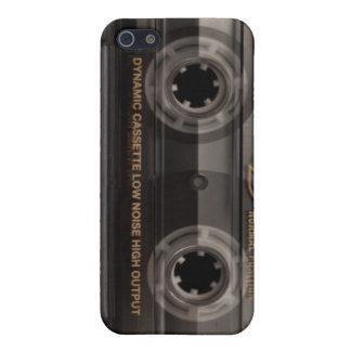 Cinta retra iPhone 5 cárcasas