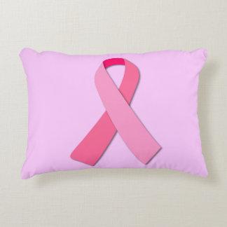 Cinta rosada cojín decorativo
