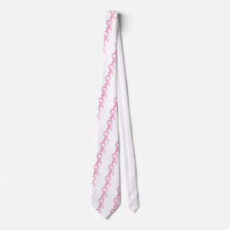 Cinta rosada corbata