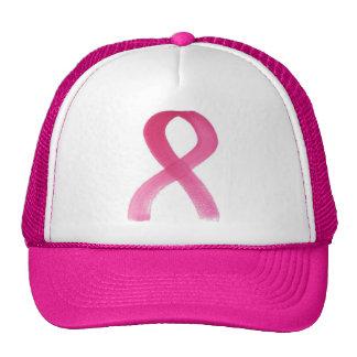 Cinta rosada gorras
