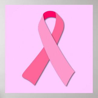 Cinta rosada poster