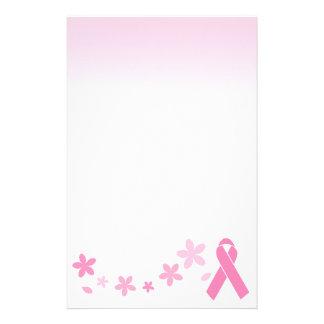 Cinta rosada papeleria de diseño