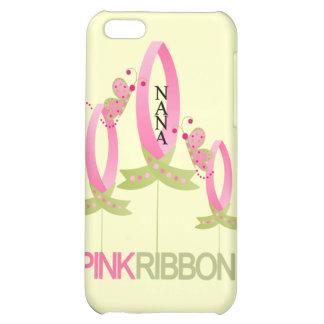 Cinta rosada para el caso del iphone 4 de Nana