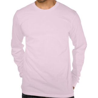 Cinta rosada camisetas