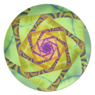 'Cinta Spiral Plato