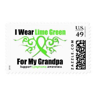 Cinta tribal del linfoma para mi abuelo