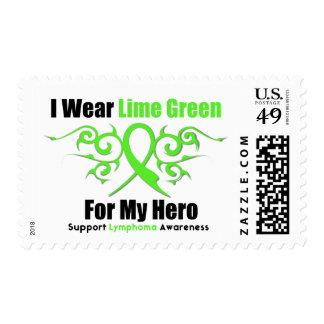 Cinta tribal del linfoma para mi héroe