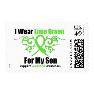 Cinta tribal del linfoma para mi hijo