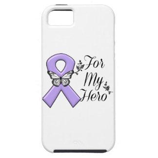 Cinta violeta para mi linfoma de Hodgkins del Funda Para iPhone SE/5/5s