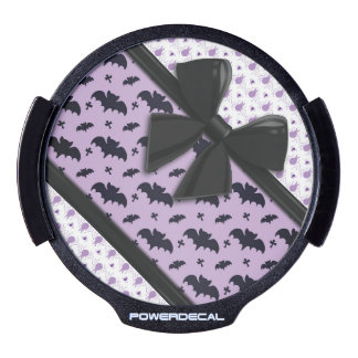 Cintas, arañas y palos elegantes Halloween Sticker LED Para Ventana