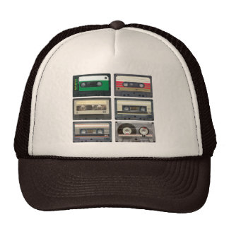 Cintas de la mezcla gorras de camionero