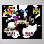 Cintas militares posters