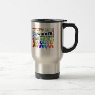 Cintas para una causa taza de café
