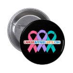 Cintas para una causa v4 - CancerApparelGifts.Com Pin