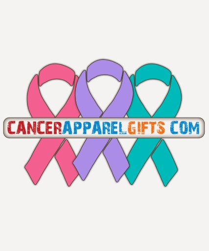 Cintas para una causa v4 - CancerApparelGifts.Com Camisetas