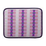 cintas rosadas púrpuras bonitas fundas MacBook