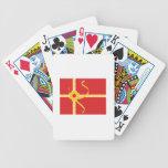 Cintas y embalaje cartas de juego