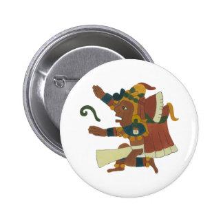 Cinteotl - Aztec/Mayan Creator good Pins